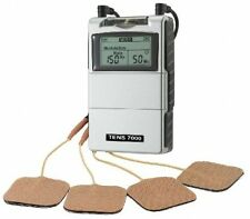 Tens Unit Muscle Stimulator Pain Relief and Rehabilitation. Machine Back Spasm