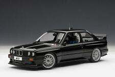 1/18 Autoart BMW m3 e30 DTM Plain Body Versione Black