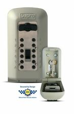 SUPRA C500 SOLD SECURE KEY SAFE SECURITY OUTSIDE POLICE APPROVED WALL SAFE