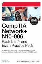 Flash Cards and Exam Practice Packs: CompTIA Network+ N10-006 Flash Cards and...