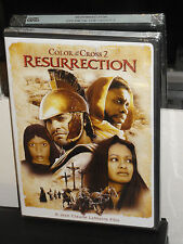 Color of the Cross 2: Resurrection (DVD) Jean Claude Lamarre, David Novak, NEW!