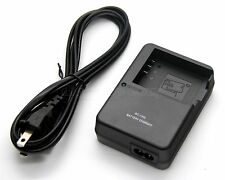 Battery Charger for BC-130L Casio Exilim EX-10 EX-ZR100 EX-ZR500 EX-ZR700 NP-130
