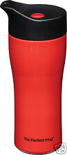 Kitchen Craft L'Xpress Double Walled Travel Mug 360 ml Black or Red
