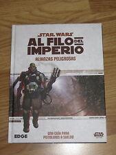 Alianzas Peligrosas - Suplemento para Star Wars - Al Filo del imperio
