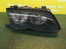 BMW 3 SERIES 316I E46 DRIVERS SIDE HEADLIGHT 6910960