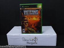 Xbox Game Vietcong: Purple Haze (Missing Shrink Wrap Factory Sealed)