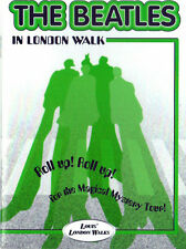 The Beatles in London Walk Tour Music Fab Four History John Paul George Ringo