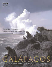 Galapagos: The Islands That Changed the World,GOOD Boo