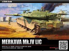 Academy 1/35 Plastic Model Kit MERKAVA Mk.IV LIC T13227 NIB 13227