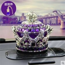 2016 New Fashion Car Decoration Cute Doll Interior Accessories Crystal Crown