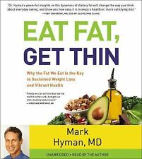 EAT FAT GET THIN Dr Mark Hyman Weight Loss AUDIOBOOK diet recipes audio book Oz