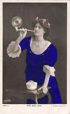D117     Miss Zena Dare      Edwardian Stage Actress...   Rotary 1950.A