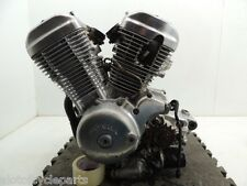 92 HONDA SHADOW VT600C VT 600 COMPLETE ENGINE MOTOR CYLINDER HEAD CASES ASSY C