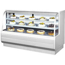 Turbo Air TCGB-72-DR Non-Refrigerated Bakery Display Case