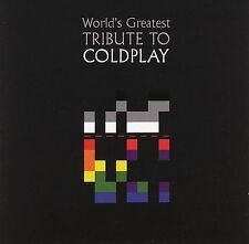 FREE US SH (int'l sh=$0-$3) NEW CD Various Artists: World's Greatest Tribute to