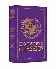 Harry Potter: Hogwarts Classics by J. K. Rowling (2016, Hardcover)