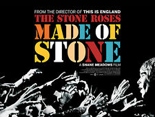 STONE ROSES MADE OF STONE 2013 Shane Meadows Ian Brown MOVIE POSTER A3 260GSM