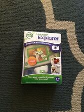 Brand New Leapfrog Leapster Explorer Camera And Video Recorder Boys & Girls