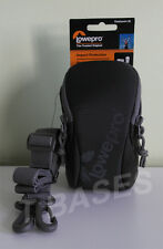 Original Lowepro Dashpoint 20 Camera Bag Case Grey - Samsung / Canon / Nikon