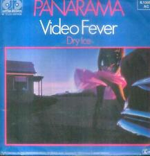 "7"" Panarama/Video Fever (D) Promo (Alan Parsons Guitar)"