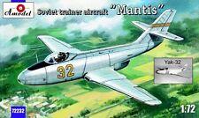 Amodel 1/72 Yakovlev Yak-32 'Mantis' # 72232