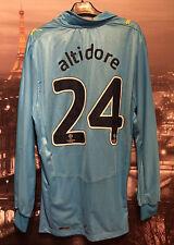 Villareal Altidore match un worn away shirt jersey -