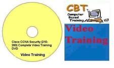 Cisco CCNA Security (210-260) Complete Video Training (2 DVDs)