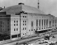 Toronto MAPLE LEAF GARDENS Glossy 8x10 Photo Hockey Arena Print Poster