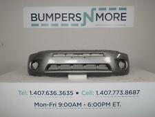 OEM 2004 2005 Toyota RAV4 Base/L/Sport w/Flare Holes Front Bumper Cover