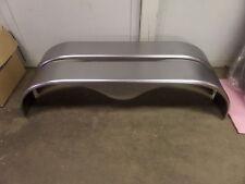 """2 New Boat Utility Trailer Tandem Steel Fender 9 x 68 x 18"""" Teardrop Style"""