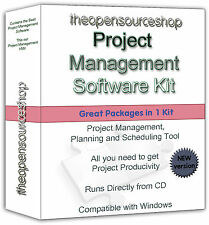 Project Manager Suite – Create Professional Gantt Charts & Manage Project Plans