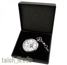 Official Citizen CBM Moon Face AA92-4201L Pocket Watch from Japan New