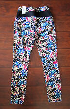 Women's Bebe Mixed Media Leggings – XXS - 2233814 – NWT