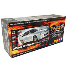 Tamiya 1:10 TT-02D Skyline GT-R R33 Drift Spec EP RC Car Kit ESC On Road #58604