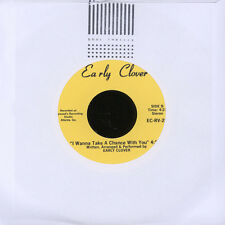 "Early Clover - Who Are You / I Wanna Take A Cha (Vinyl 7"" - 1977 - EU - Reissue)"