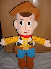Disney Pixar Toy Story Woody Plush Stuffed Toy Doll with Andy written on Foot