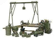 Workshop Tools & Machinery Maintenance HO 1/87 Scale HERPA ROCO MiniTanks 740654