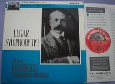 ASD 540 ELGAR Symphony 1 BARBIROLLI Nipper Semi-Circle 1st variant
