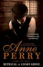 Betrayal at Lisson Grove 9780755376827 by Anne Perry, Paperback