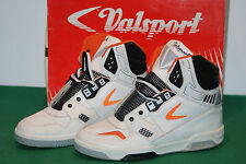 NOS valsport assist VINTAGE LA GEAR REGULATOR basketball AIR SYSTEM SHOES TOPS