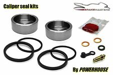 Yamaha RD 400 C D 76-77 front brake caliper piston & seal repair kit 1976 1977