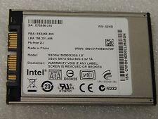 """INTEL 80GB 1.8"""" SATA SSD (SSDSA1M080G2GN)"""