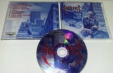 SOLSTICE The Sentencing Re-Release CD - 163502