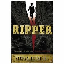 Ripper by Stefan Petrucha (2013, Paperback)
