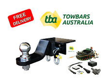 VW AMAROK TOWBAR KIT WITH PLUG-IN CAN BUS HARNESS 3000kg