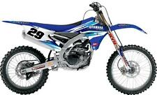 N-STYLE IMPACT GRAPHIC ONLY YZ125/250 2015 N40-2721 Blue White 4302-4107
