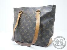 AUTH PRE-OWNED LOUIS VUITTON MONOGRAM CABAS PIANO HAND TOTE BAG M51148 #153100