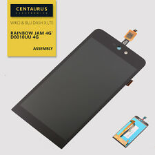 Fully Part For BLU Dash X LTE D0010UU 4G Touch Screen Digitizer LCD Display