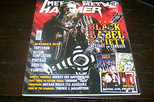 METAL HAMMER MAGAZINE 4/2014 BLACK LABEL SOCIETY GAMMA RAY TRIPTYKON EPICA