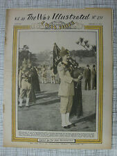 The War Illustrated # 251 (Sicily, Prague, Hitler, Highland Light Infantry, WW2)